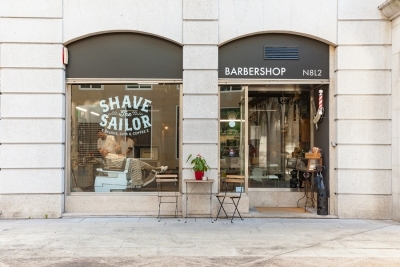 BARBERIA SHAVE THE SAILOR - ESTADO REFORMADO